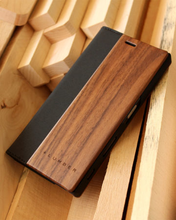Xperia XZ専用木製ケース