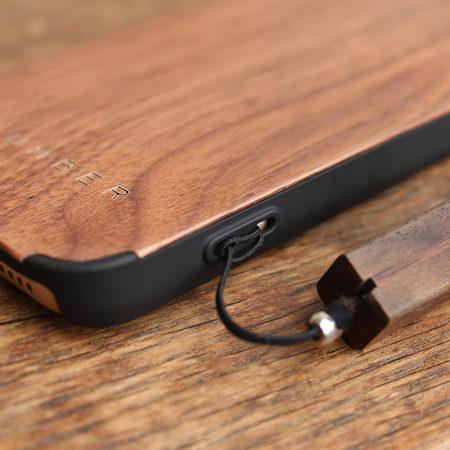 iPhone7専用木製ケース
