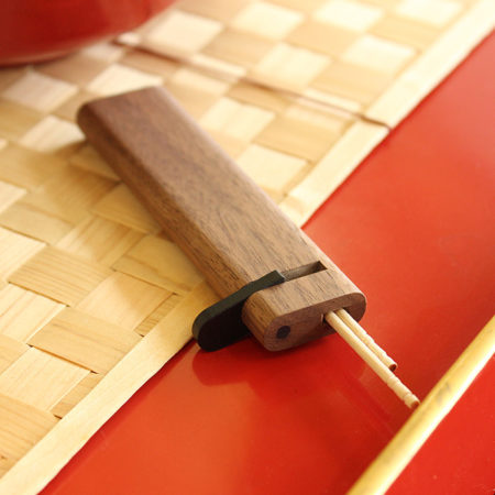 【父の日アイテム】木製つまようじケース