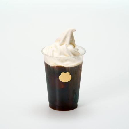 濃厚ソフトクリームでクールダウン♪