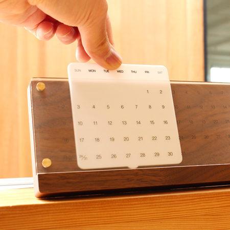 【送別ギフト】卓上万年カレンダー