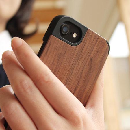 【新商品】iPhone8/7専用木製ケース