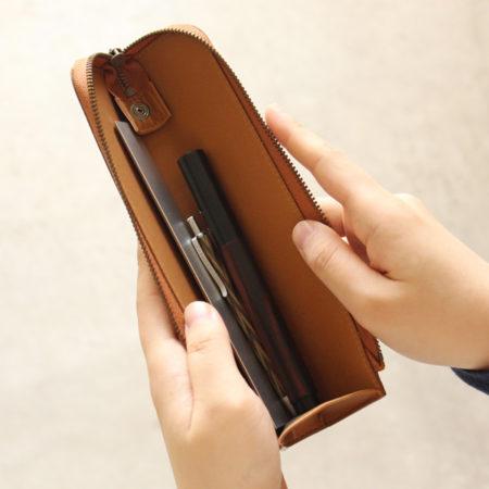 【新商品】コルクのペンケース