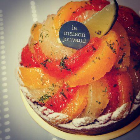 まもなく終了です柑橘系タルト!