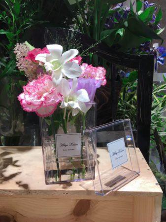 Flower Clear Box