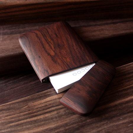 【新商品】新作木製カードケース