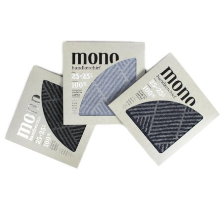 コンパクトなハンカチ『mono』
