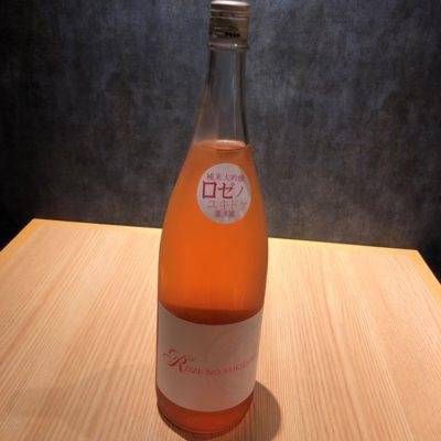 赤色酵母の日本酒入荷