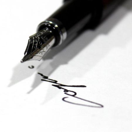 【新商品】木製の万年筆