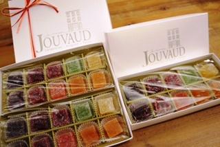 宝石のようなフランス伝統菓子
