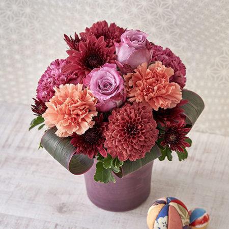 日頃の感謝をお花に込めて