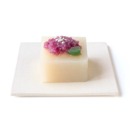 「紫陽花」をイメージした季節限定品